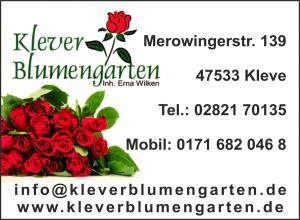 Klever Blumengarten